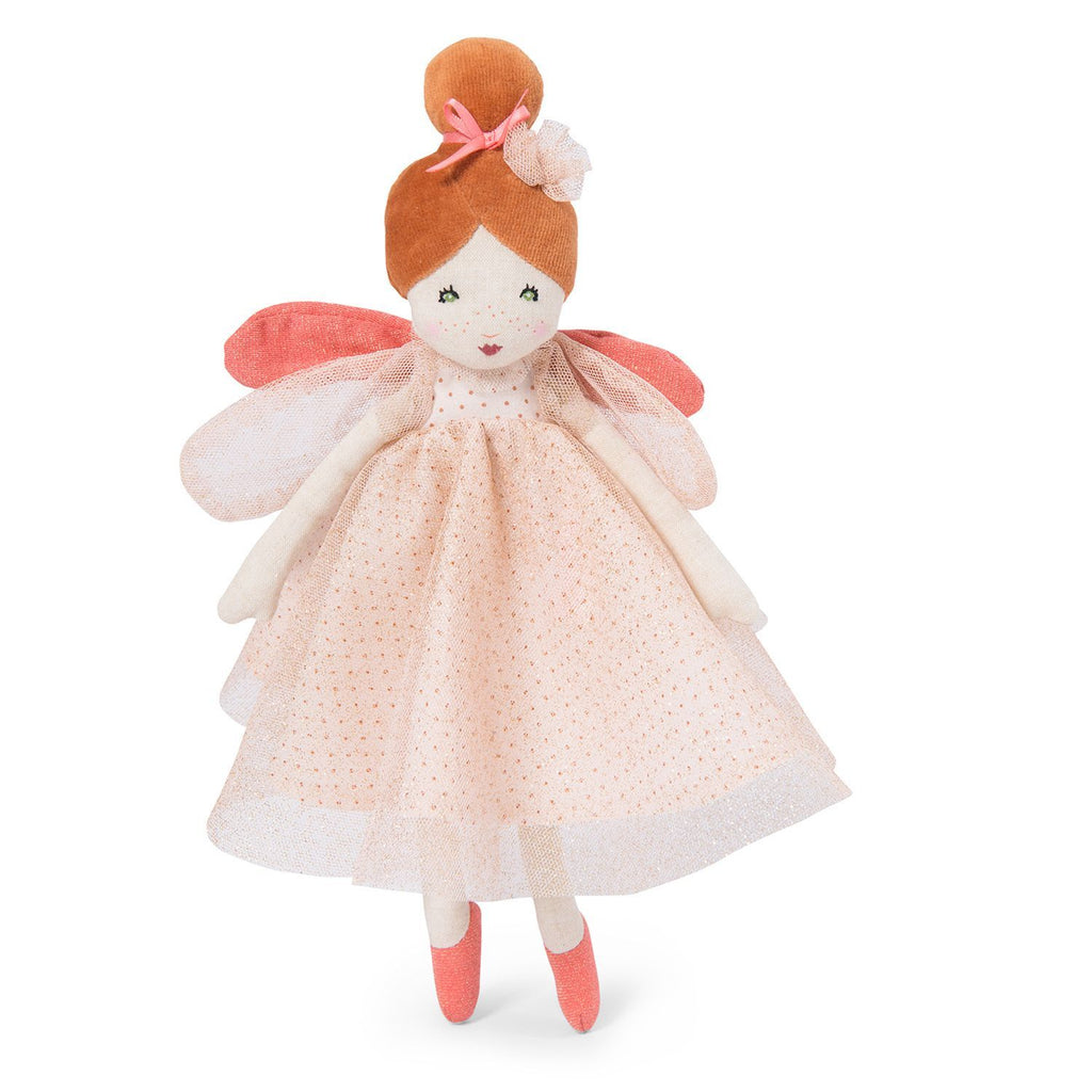 Moulin Roty - Little Pink Fairy Doll - STEAM Kids Brisbane