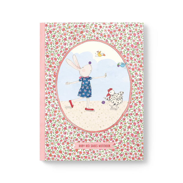 Ruby Red Shoes Notebook | Play| By Kate Knapp| - STEAM Kids Brisbane