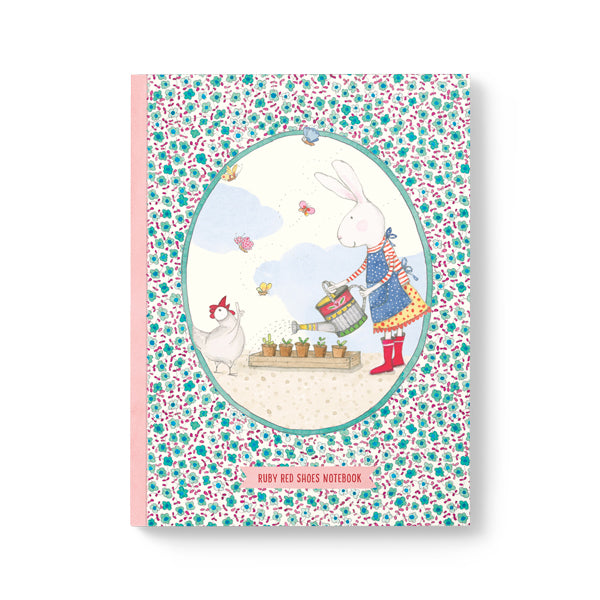 Ruby Red Shoes Notebook | Garden | By Kate Knapp| - STEAM Kids Brisbane