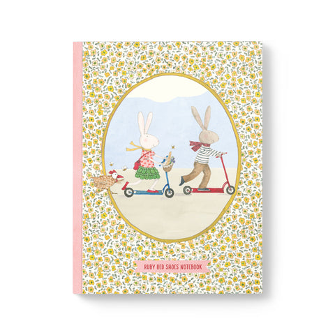 Ruby Notebook Set of 3 (Play, Garden, Scooter) - Flying Fox Shop Brisbane