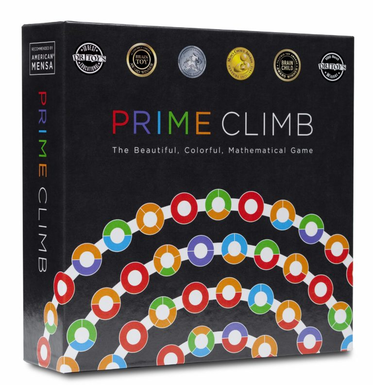 Prime Climb Board Game: Math for Love - STEAM Kids Brisbane