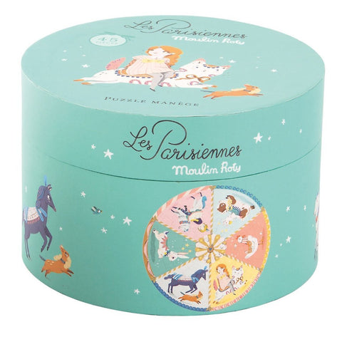 Moulin Roty Puzzle - Les Parisiennes 45 pieces - STEAM Kids Brisbane