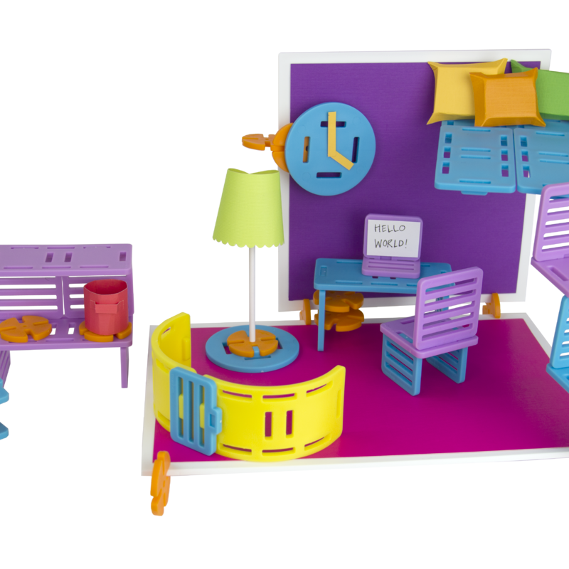 Roominate Architect Accessory Set - STEAM Kids Brisbane
