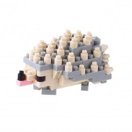 Nanoblock Hedgehog - STEAM Kids Brisbane
