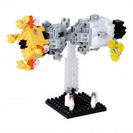 Lunar Landing Nanoblock NBH084 - STEAM Kids Brisbane