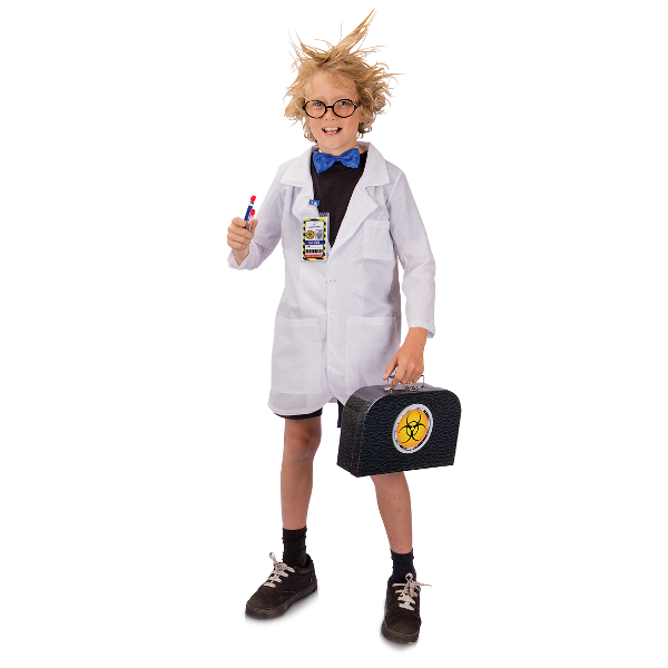 Quack Scientist Dress Up kit - STEAM Kids Brisbane