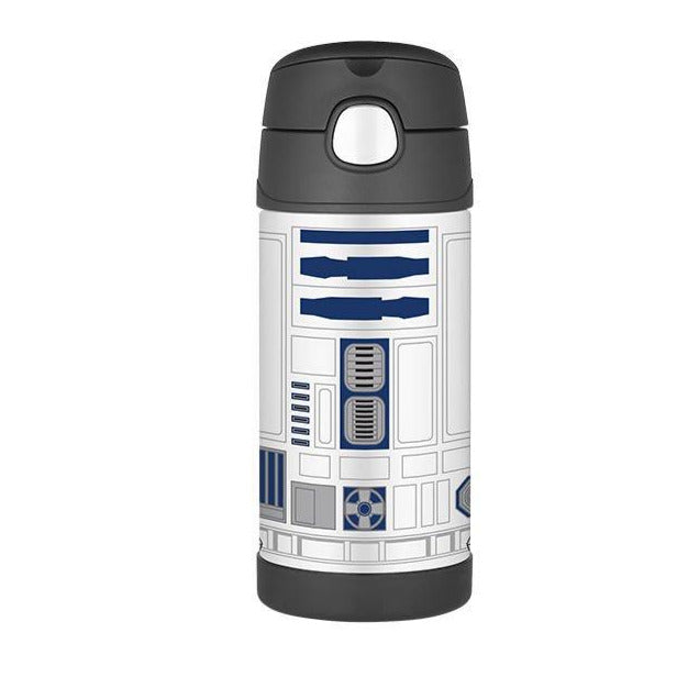 Thermos Funtainer 355ml Insulated Bottle R2D2 - STEAM Kids Brisbane