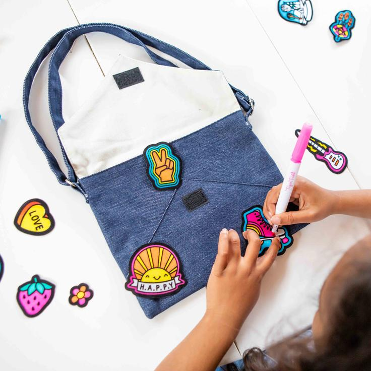 Tiger Tribe Fashion Designer Handbag - STEAM Kids Brisbane