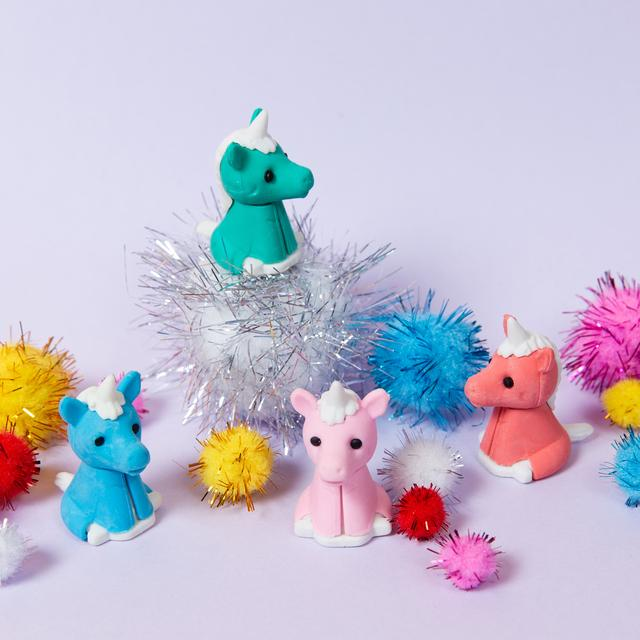 Unicorn Erasers | Tiger Tribe - STEAM Kids