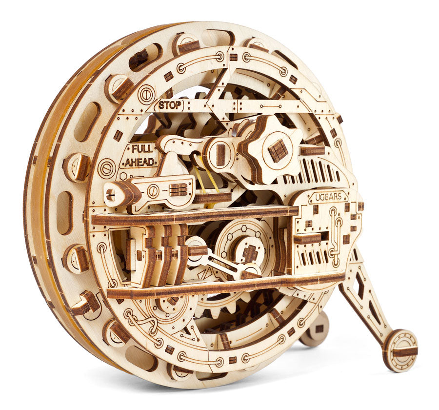 UGEARS Monowheel - STEAM Kids