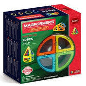 Magformers Curve 20 Piece Set - Flying Fox Shop Brisbane