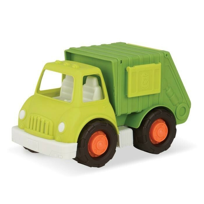 Battat Wonder Wheels Garbage and Recycling Truck - STEAM Kids Brisbane