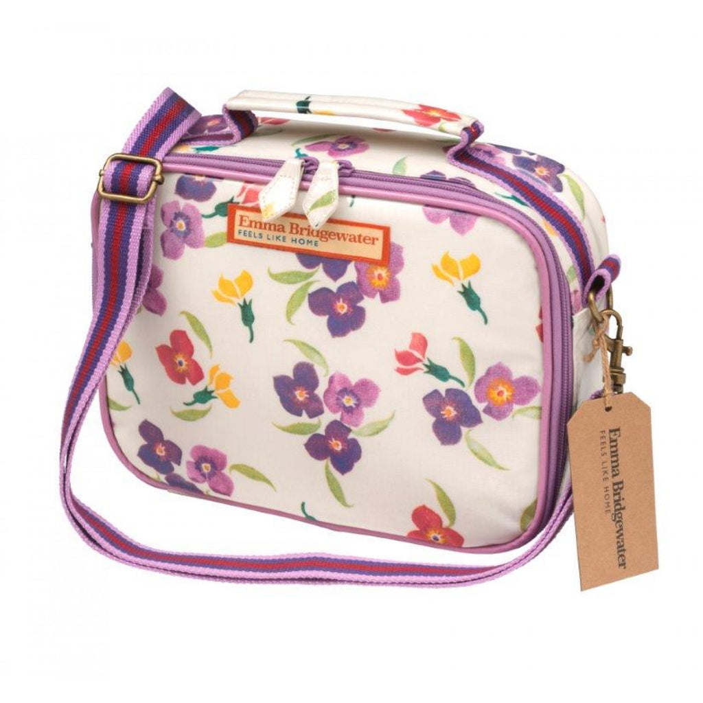 Wallflower Insulated Lunch Bag | Emma Bridgewater| - STEAM Kids Brisbane