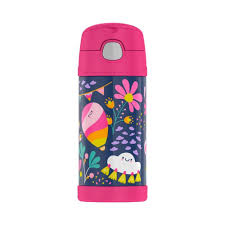 Thermos Funtainer 355ml Insulated Bottle Whimsical Cloud - STEAM Kids Brisbane