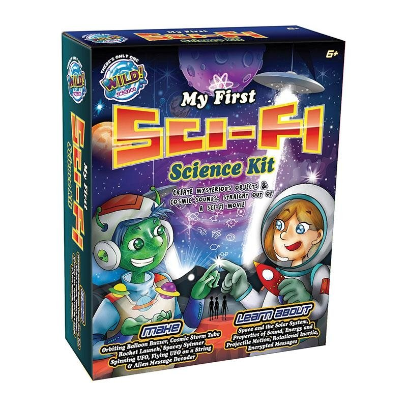 Wild Science My First SCI-FI Science Kit - STEAM Kids