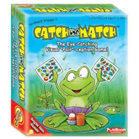 Catch the Match Game - STEAM Kids Brisbane