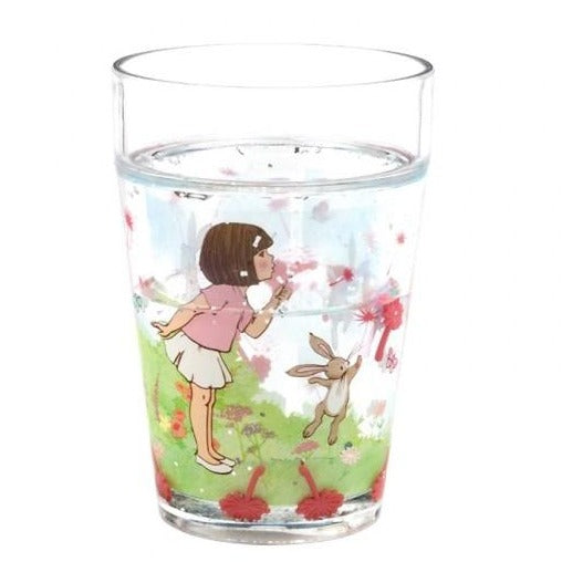 Belle & Boo Dandelion Glitter Beaker - STEAM Kids Brisbane