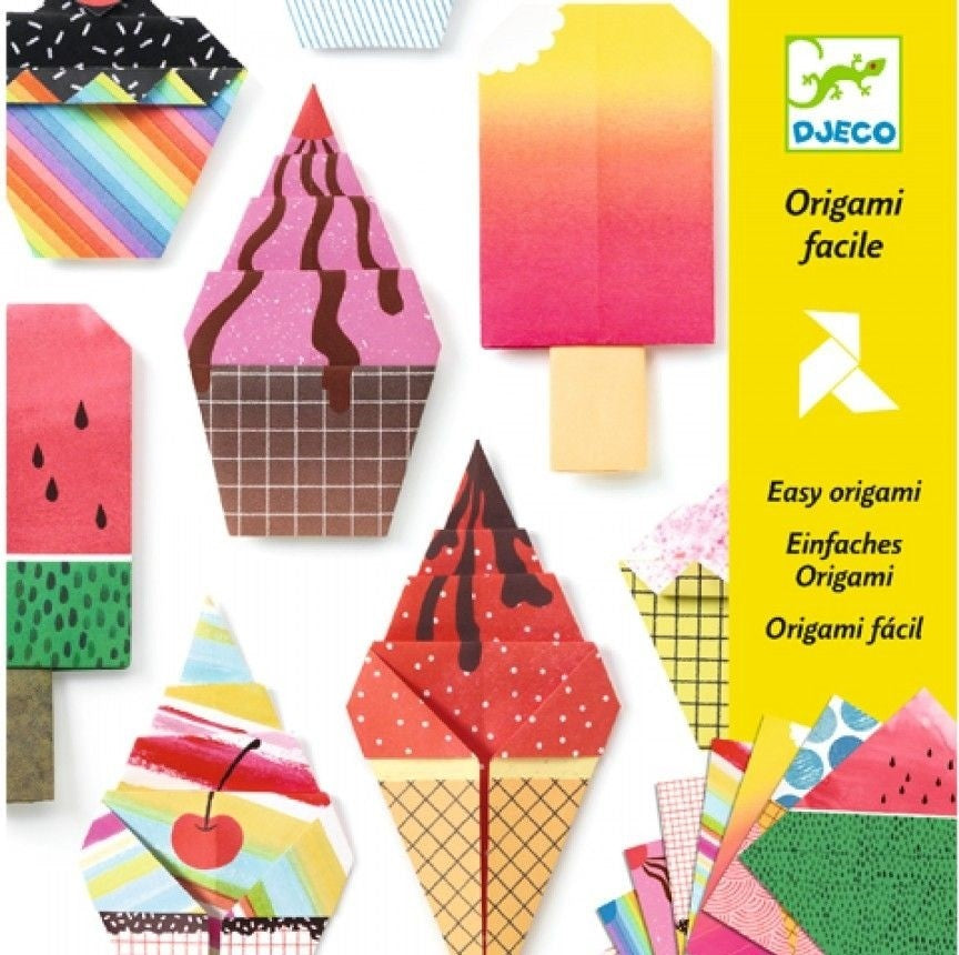 Djeco Sweet Treats Origami - STEAM Kids Brisbane