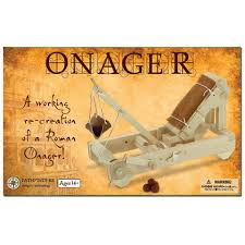 Roman Onager Model Kit by Pathfinders - STEAM Kids Brisbane