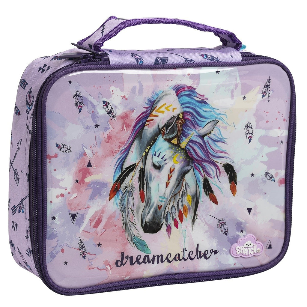 Spencil Lunch Box - Dreamcatcher Horse - STEAM Kids Brisbane