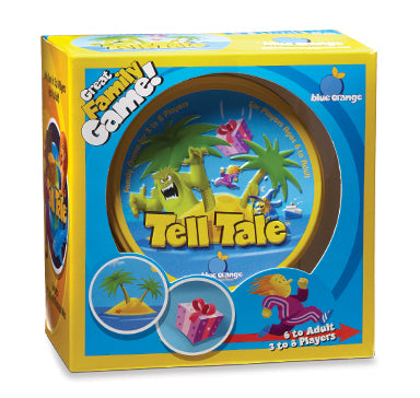 Tell Tale by Blue Orange Games - STEAM Kids Brisbane
