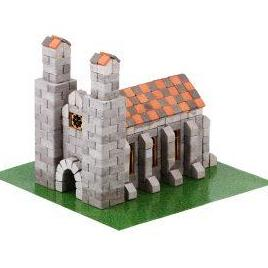 Wise Elk Mini Brick German Church - STEAM Kids
