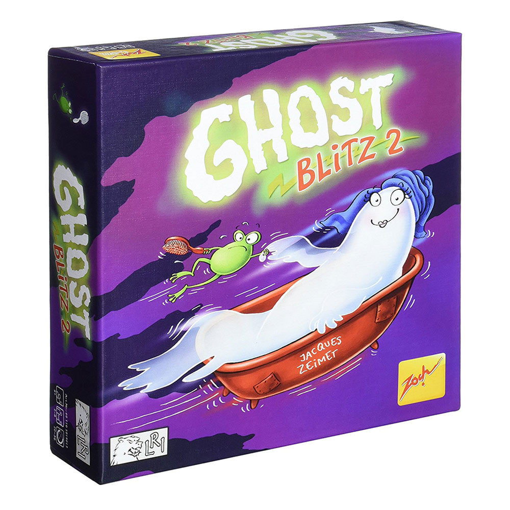 Ghost Blitz 2 - STEAM Kids Brisbane