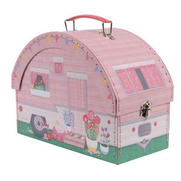 Tiger Tribe Caravan Carry Case - STEAM Kids Brisbane