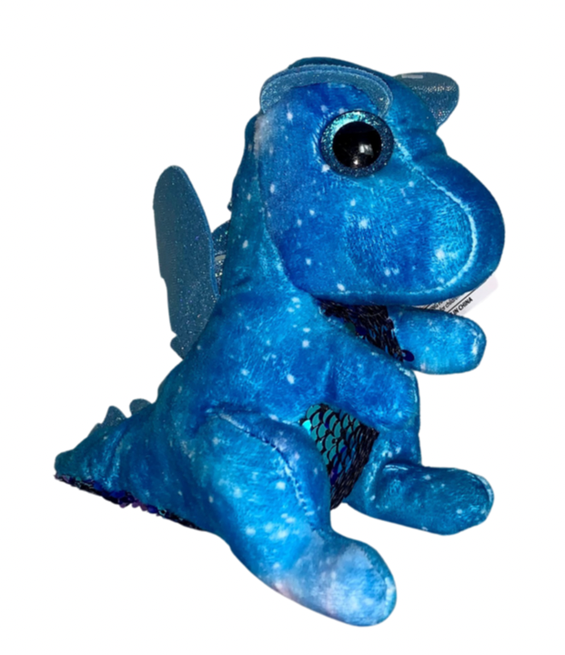 Cuddle Pals - Blue Dinosaur - STEAM Kids