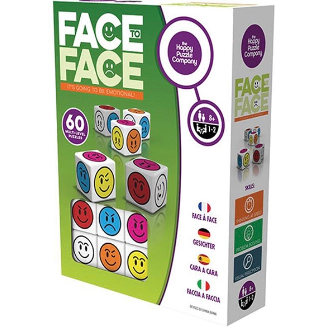 Face to Face - The Happy Puzzle Company - STEAM Kids