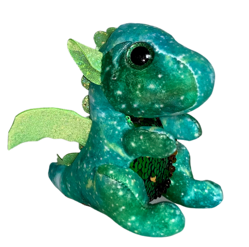 Cuddle Pals - Green Dinosaur - STEAM Kids