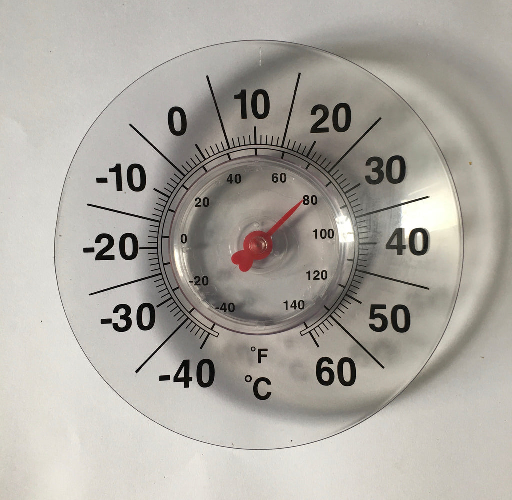 Window Thermometer by Heebie Jeebies - STEAM Kids Brisbane