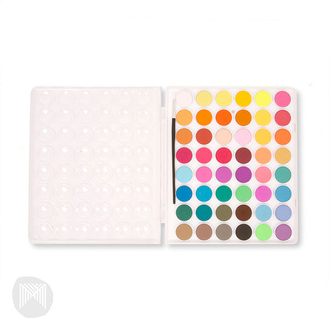 Micador Stylist Watercolour Palette 48