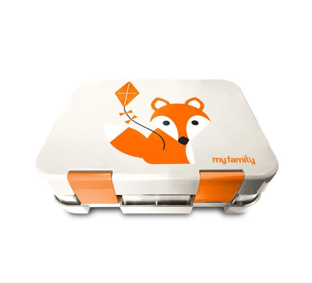 My Family Easy Clean Bento Fox - STEAM Kids Brisbane