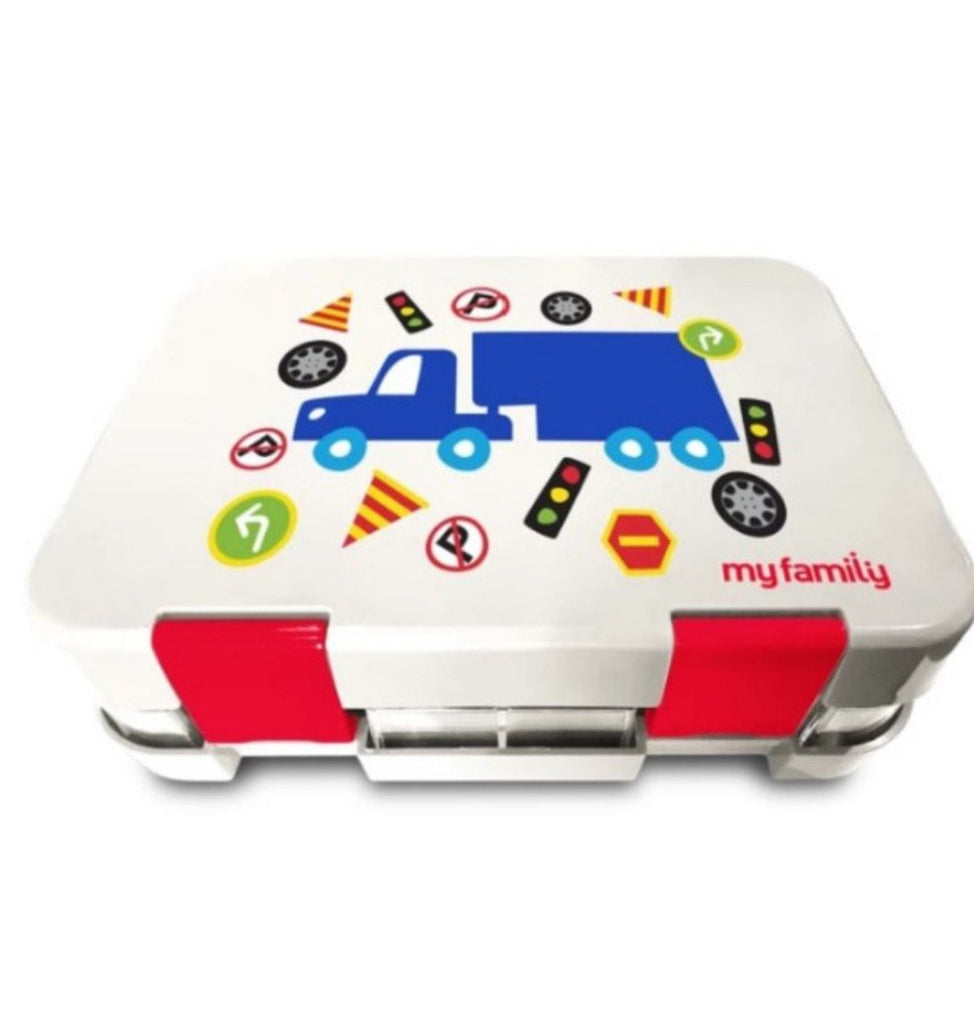 My Family Easy Clean Bento Traffic - STEAM Kids Brisbane