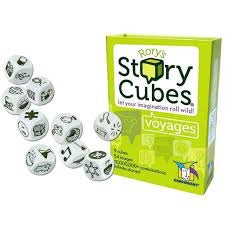 Rory's Story Cubes Voyages - STEAM Kids Brisbane