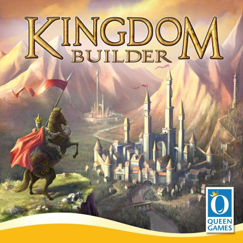 Kingdom Builder Board Game - STEAM Kids