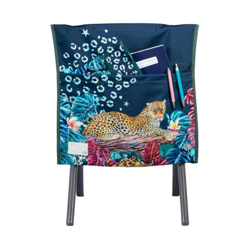 Spencil Chair Bag - Leopard Queen - STEAM Kids Brisbane