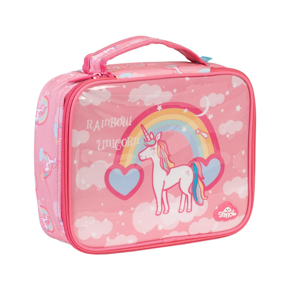 Spencil Lunch Box - Rainbow Unicorn - STEAM Kids Brisbane
