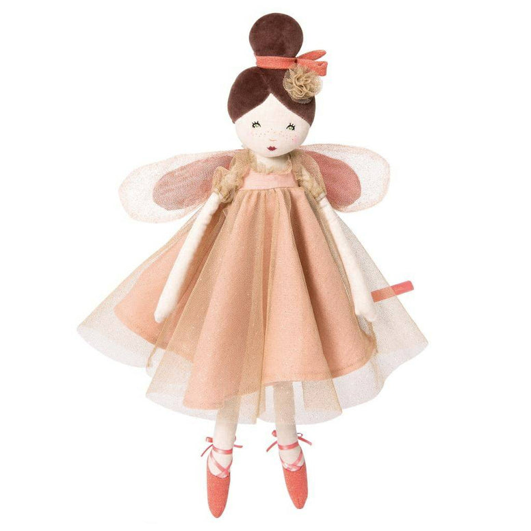 Moulin Roty Enchanted Fairy Soft Doll - STEAM Kids Brisbane