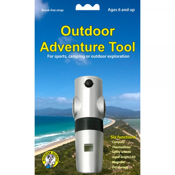 Outdoor Adventure Tool - STEAM Kids Brisbane