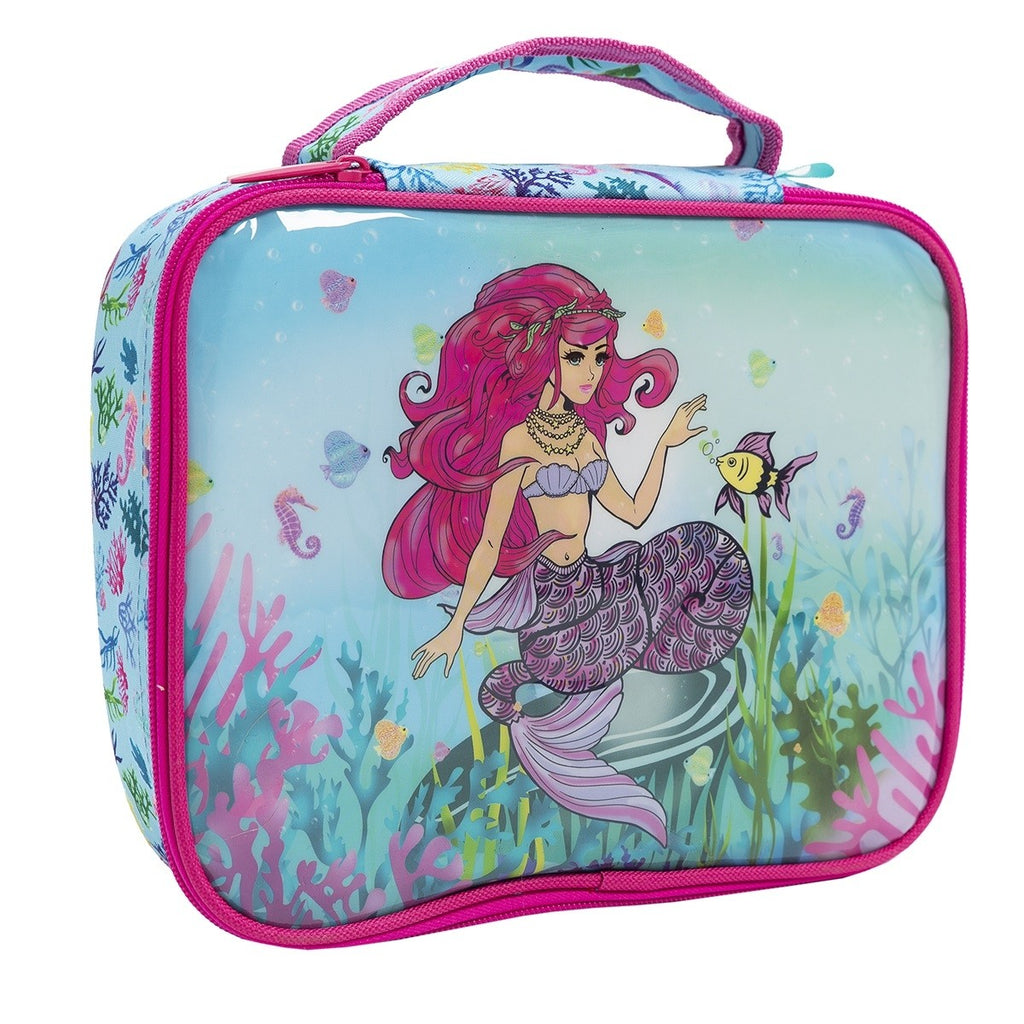 Spencil Lunch Box - Magical Mermaid - STEAM Kids Brisbane