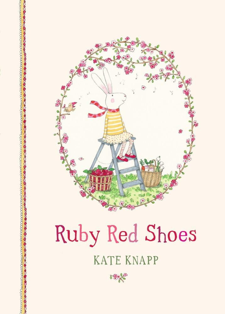 Ruby Red Shoes Book - STEAM Kids Brisbane