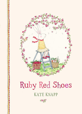 Ruby Red Shoes - Flying Fox Shop Brisbane