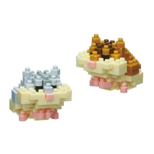 Hamster Nanoblock - STEAM Kids Brisbane