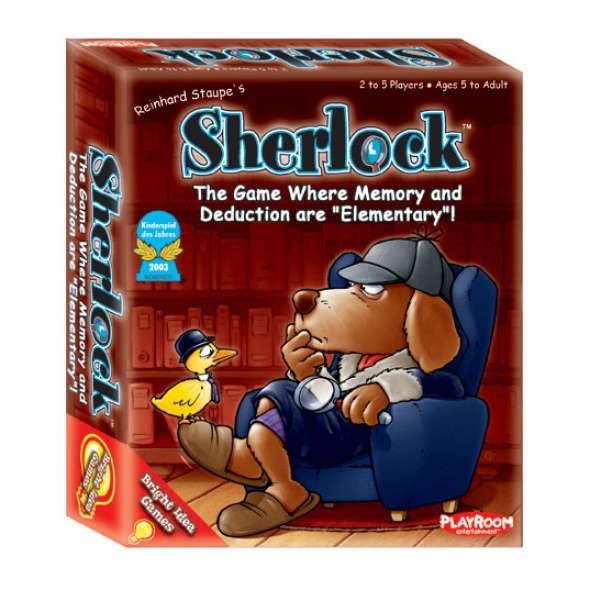 Sherlock Game - STEAM Kids Brisbane