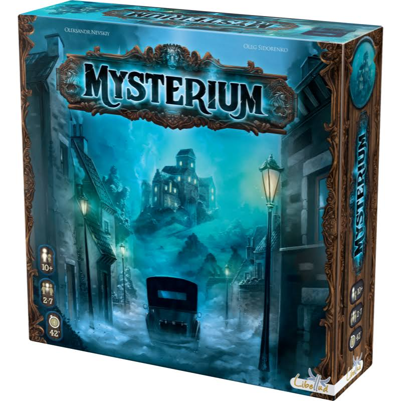 Mysterium Board Game - STEAM Kids Brisbane