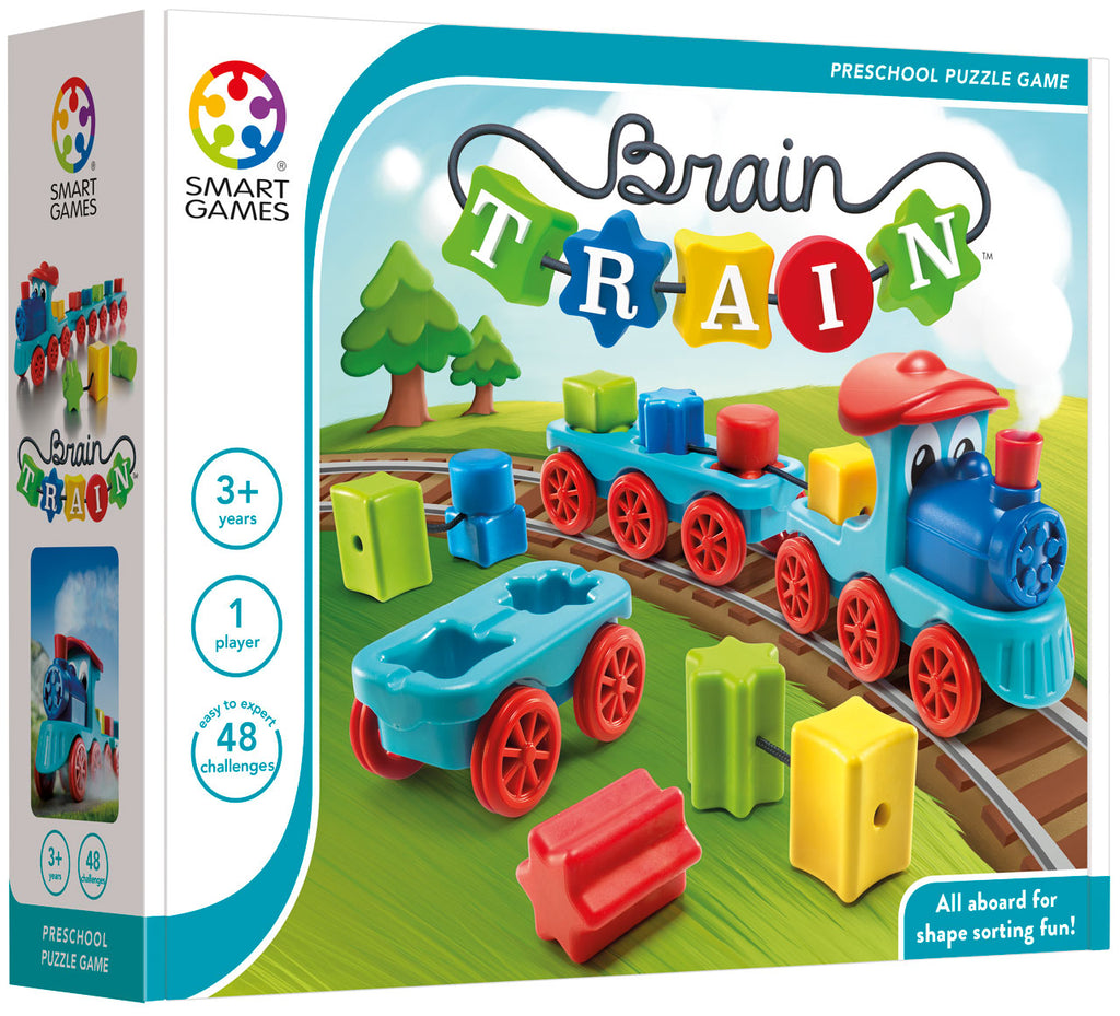 Smart Games Brain Train - STEAM Kids Brisbane