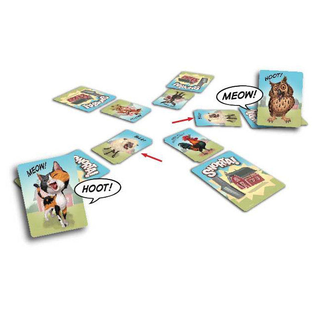 Snorta Card Game - STEAM Kids Brisbane