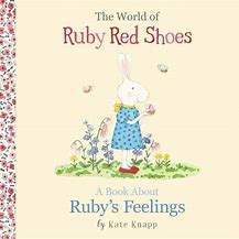 The World of Ruby Red Shoes: A Book about Ruby's Feelings - STEAM Kids Brisbane
